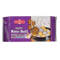 Spring Home Mini Rice Ball Sweet Potato & Taro 180gm