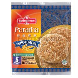 Spring Home Roti Paratha Wholemeal 320gm