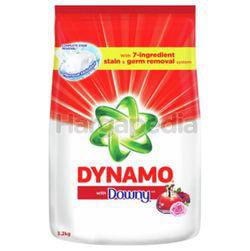 Dynamo Powder Detergent with Downy 3.2kg