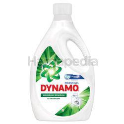 Dynamo Power Gel Liquid Detergent Indoor Dry 2.6kg
