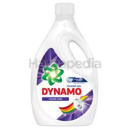 Dynamo Power Gel Liquid Detergent Color Care 2.6kg