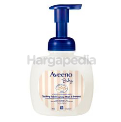 Aveeno Baby Soothing Relief Wash & Shampoo 400ml