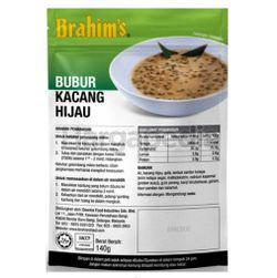 Brahim's Bubur Kacang Hijau 150gm
