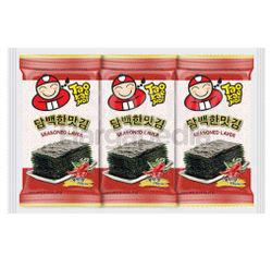 Tao Kae Noi Korean Seaweed Spicy 3x4gm