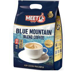 Meet U Blue Mountain Blend Coffee 50x16gm