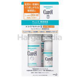 Curel Enrich Trial kit III 1set