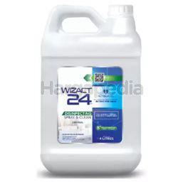 Wizact 24 Disinfectant Clean 4lit