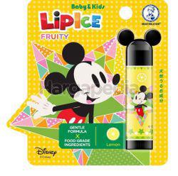 Lip Ice Baby & Kids Fruity Lip Balm Lemon 3.5gm