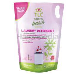 TLC Green Laundry Detergent Rose Refill 1.8lit