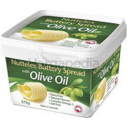 Nuttelex Margarine Olive Oil Spread 375gm