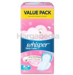 Whisper Skin Love Thin Heavy Wing 28cm 32s