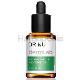 Dr. Wu dermLab Cicarelief 1% Licorice 2% 15ml