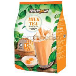 Nutrigold Instant Milk Tea 15x30gm