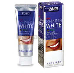 2080 Dental Clinic 3D Shining White Toothpaste 100gm