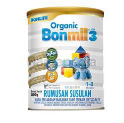 Bonlife Organic Bonmil Step 3 800gm