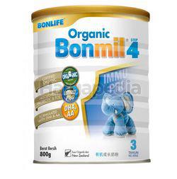 Bonlife Organic Bonmil Step 4 800gm