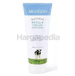MooGoo Full Cream Moisturiser 200gm