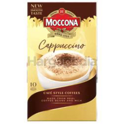 Moccona 3 In 1 Cappuccino 10x15gm