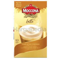 Moccona 3 In 1 Latte 10x15gm