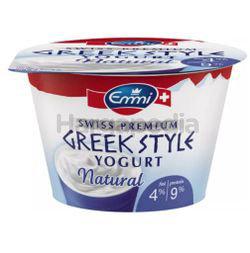 Emmi Swiss Premium Greek Style Yogurt Natural 4% Fat 150gm