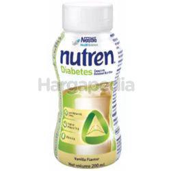 Nestle Nutren Diabetik Vanilla 200ml
