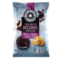 Red Rock Deli Sea Salt & Balsamic Vinegar Potato Chip 165gm