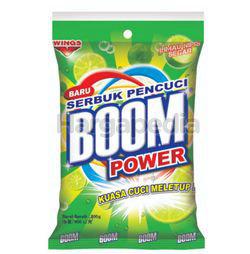 Boom Detergent Powder Lime 800gm