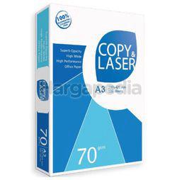 Copy & Laser A3 Paper 70gsm 500s