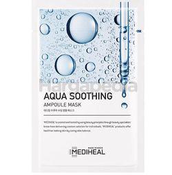 Mediheal Aqua Soothing Ampoule Mask 1s