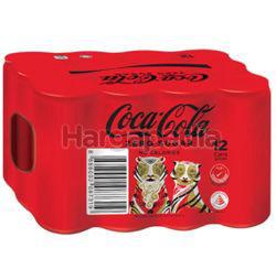 Coca-Cola Zero Sugar 12x320ml