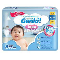 Genki Tape Mega Pack S78