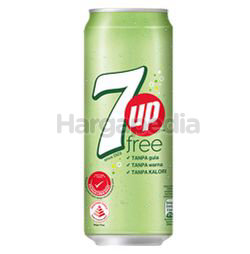 7-Up Free Can 320ml