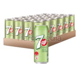 7-Up Free Can 24x320ml