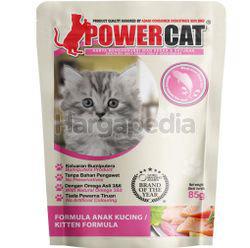 Power Cat Cat Food Kitten 85gm