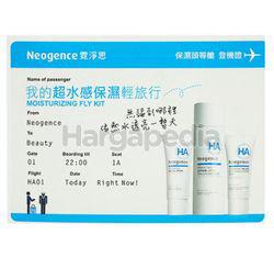 Neogence Moisturizing Inflight Kit 1set