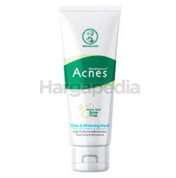 Mentholatum Acnes Clear & Whitening Wash 100gm