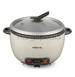 Mistral MRC18D Rice Cooker 1s