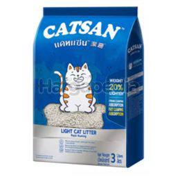 Catsan Light Cat Litter Pouch Adult 3lit