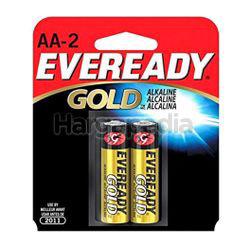 Eveready Gold Alkaline Battery 2AA