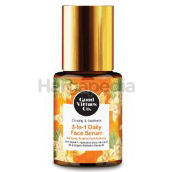 Good Virtues Co 3-In-1 Daily Face Serum 30ml