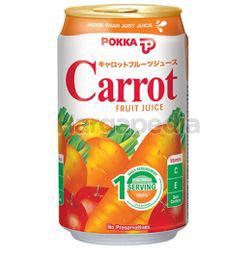 Pokka Carrot Fruit Juice Can 300ml