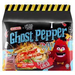 Mamee Daebak Ghost Pepper Katong Laksa 4x132gm