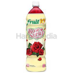 Fruit 10 Rose Syrup Drink 1.5lit