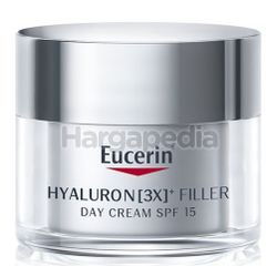 Eucerin Hyaluron [3X] Filler Day Cream SPF15 50ml