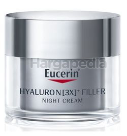 Eucerin Hyaluron [3X] Filler Night Cream 50ml