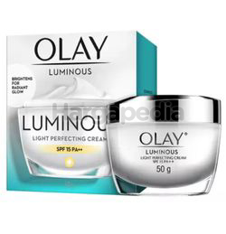 Olay Luminous Light Perfecting Day Cream SPF15 50gm