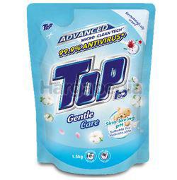 Top Liquid Detergent Gentle Care Refill 1.5kg