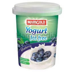 Marigold Fat Free Yogurt Blueberry 130gm