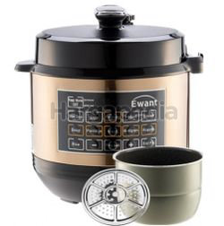 MMX Ewant MMXYBD6-100AG Marble Coating Pressure Cooker 1s
