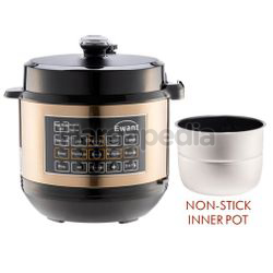 MMX Ewant MMXYBD6-100AG Non Stick Pressure Cooker 1s